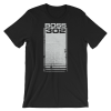 Vintage American Muscle Car - Ford Mustang Boss 302 Stripe t-Shirt