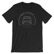 Bavaria Classic Car - German Car Enthusiast t-Shirt - BMW, Mercedes, Opel, Audi, VW