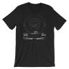 1950s 1960s Vintage Classic Cadillac Eldorado t-Shirt