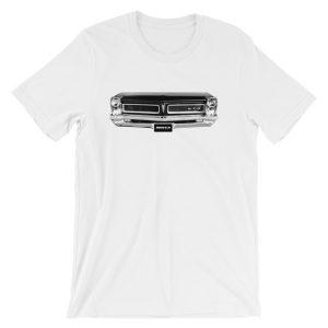 Vintage America Muscle Car t-Shirt 69 70 Ponitac GTO