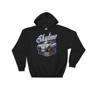 JDM Fast & Furious Stanced Nissan Skyline GTR R35 Hoodie