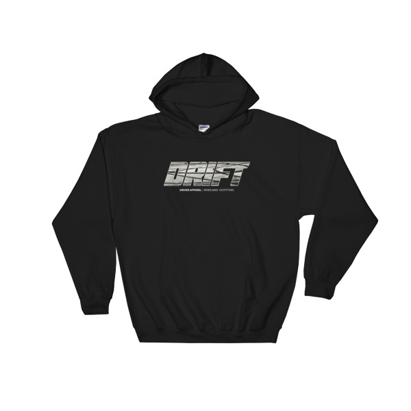 Drift - Automotive Drifting Enthusiast Hoodie