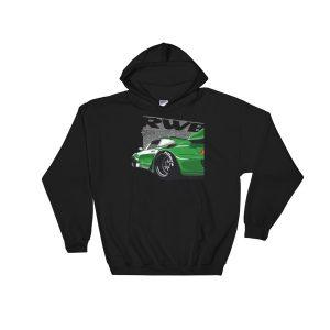 JDM RWB Rauh Welt Porsche 993 Hoodie