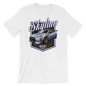 JDM Nissan Skyline GTR R35 t-Shirt