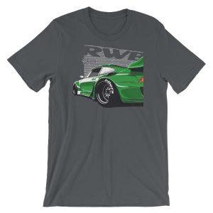 JDM RWB Rauh Welt Porsche 993 t-Shirt