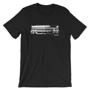 Vintage Muscle Car - 1965-1970 Chevy Impala/Caprice t-Shirt