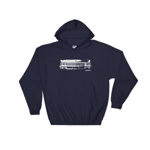 Vintage Muscle Car - 1965-1970 Chevy Impala/Caprice Hoodie