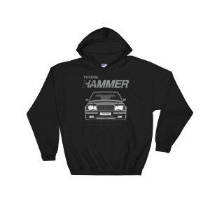 Mercedes W124/C124 AMG Hammer Hoodie