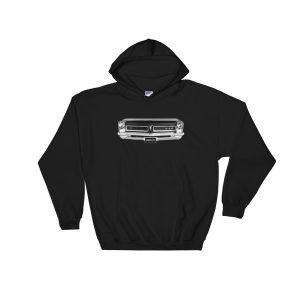 Vintage America Muscle Car Hoodie 69 70 Ponitac GTO