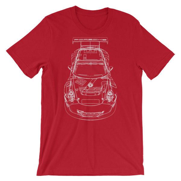 Porsche 911 Cup Car t-Shirt