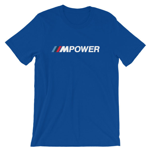 BMW M Sport Logo - M Power t-Shirt