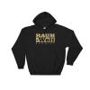 JDM RWB Rauh Welt Begriff Logo Hoodie Beige/Gold
