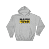 JDM RWB Rauh Welt Begriff Logo Hoodie Yellow on Gray