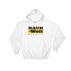 JDM RWB Rauh Welt Begriff Logo Hoodie Yellow on White