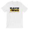 JDM RWB Rauh Welt Begriff Logo t-Shirt Yellow