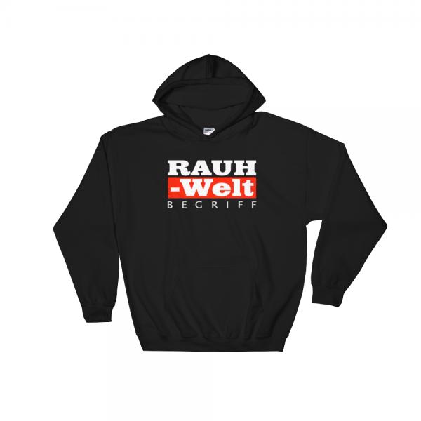 JDM RWB Rauh Welt Begriff Logo Hoodie Red