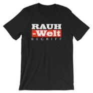 JDM RWB Rauh Welt Begriff Logo t-Shirt Red