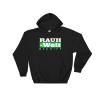 JDM RWB Rauh Welt Begriff Logo Hoodie Green