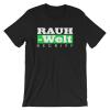JDM RWB Rauh Welt Begriff Logo t-Shirt Green