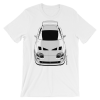 Custom Black JDM A80 Toyota Supra t-Shirt