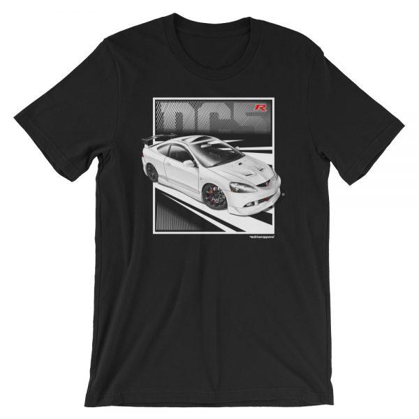 JDM Honda Integra DC5 / Acura RSX Stance t-Shirt - Black