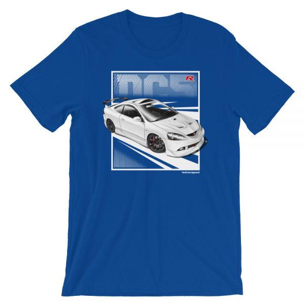 JDM Honda Integra DC5 / Acura RSX Stance t-Shirt - Blue