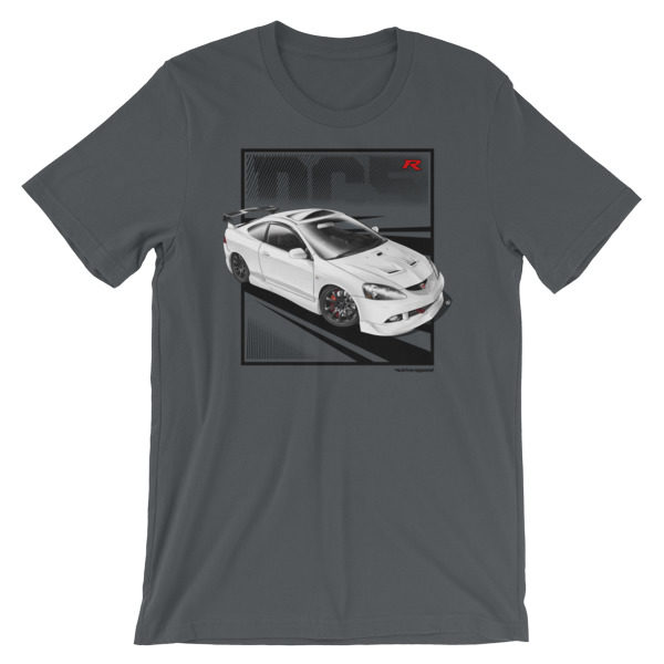 JDM Honda Integra DC5 / Acura RSX Stance t-Shirt - Asphalt