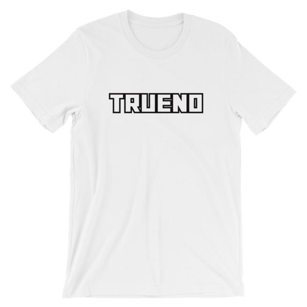 JDM Toyota Sprinter Trueno AE86 Logo t-Shirt - White