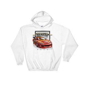 JDM Advan Orange Nissan Silvia S15 Stance Hoodie