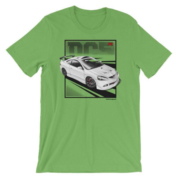 JDM Honda Integra DC5 / Acura RSX Stance t-Shirt - Leaf