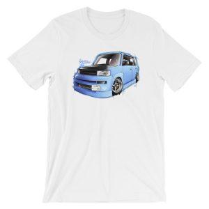 Stance Scion xB / JDM Toyota bB t-Shirt - White
