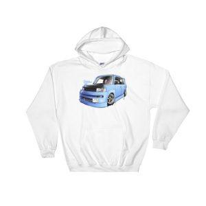 Stance Scion xB / JDM Toyota bB Hoodie - White