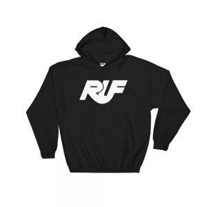 Porsche RUF Logo Hoodie - Black