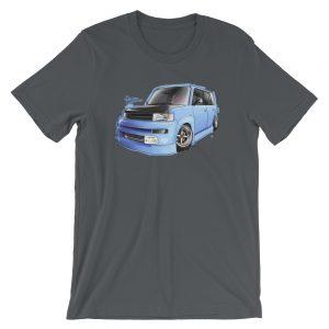 Stance Scion xB / JDM Toyota bB t-Shirt - Asphalt
