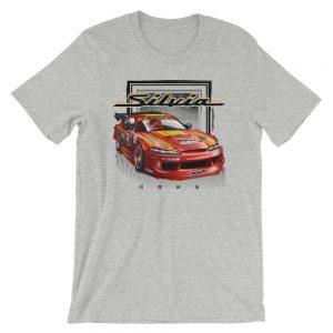 JDM Advan Orange Nissan Silvia S15 Stance t-Shirt