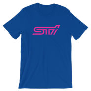 Subaru STi Logo/Emblem t-Shirt - BRZ, WRX Impreza, Forester, Legacy