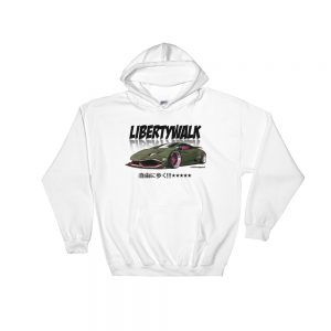 JDM Liberty Walk LB Performance LB Works Lamborghini Huracan Widebody Design Hoodie