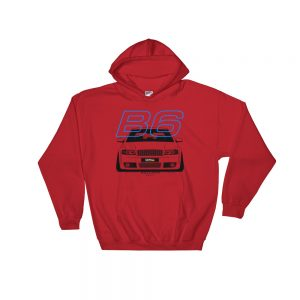 Audi A4/S4 B6 Hoodie - Stance, Euro, RS4