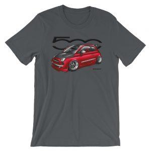 Stance Fiat 500 t-Shirt - Abarth
