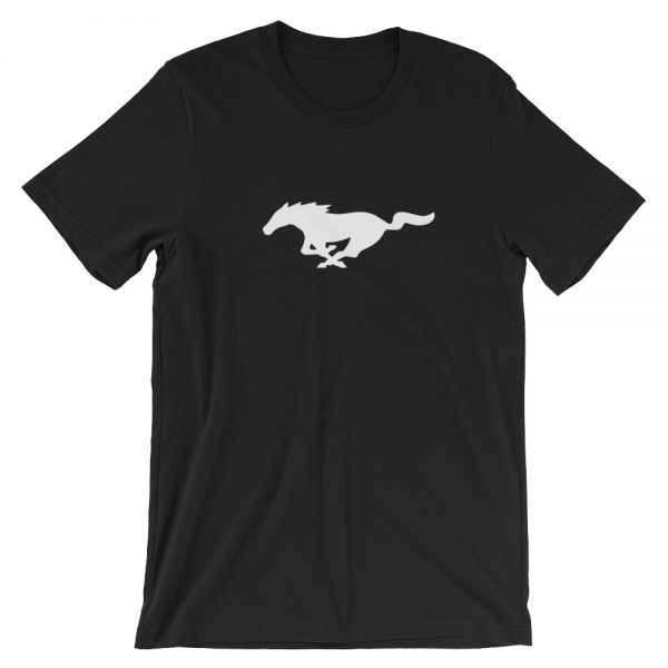 Ford Mustang Logo/Emblem t-Shirt - Muscle Car