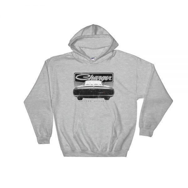 Dodge Hoodie - Dodge Charger Vintage