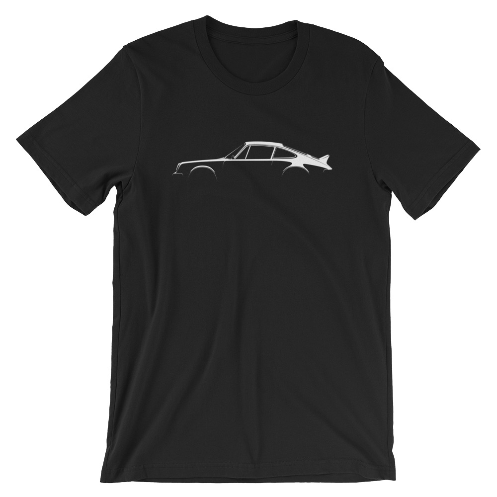 Prächtig Porsche 911 t-Shirt - Driver Apparel @OA_97