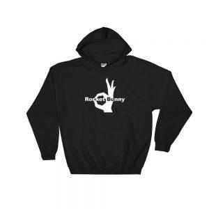 JDM Rocket Bunny Logo Hoodie