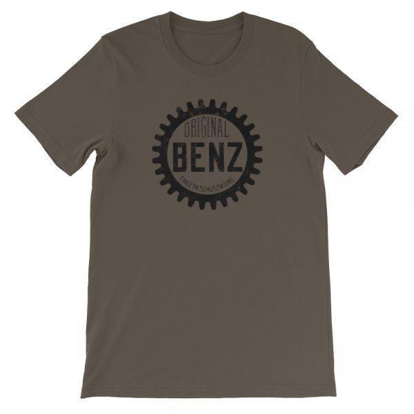 Mercedes Vintage Logo Shirt