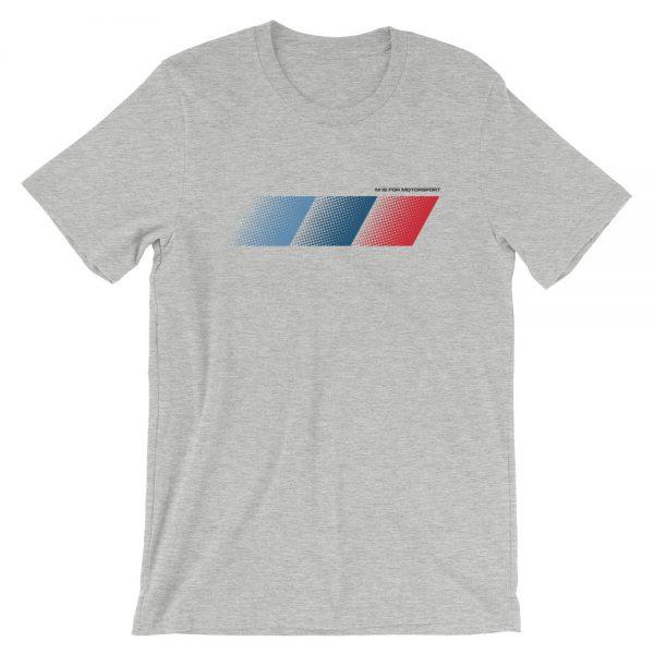 BMW Motorsport t-Shirt - E30, E34, E36, E38, E39, E46, E60, E90, E92, F30, F80