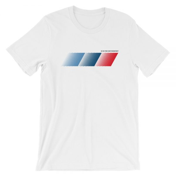 BMW M Sport t-Shirt - E30, E34, E36, E38, E39, E46, E60, E90, E92, F30, F80