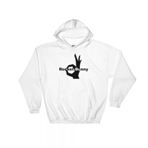 Rocket Bunny Logo Hoodie