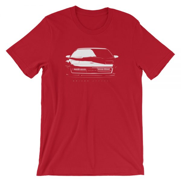 chevy, corvette, c4, shirt