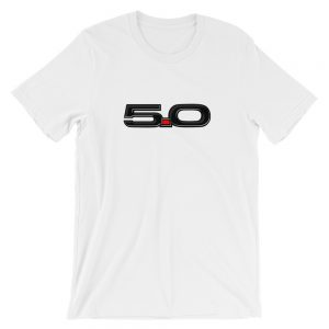 Ford Mustang 5.0 t-Shirt