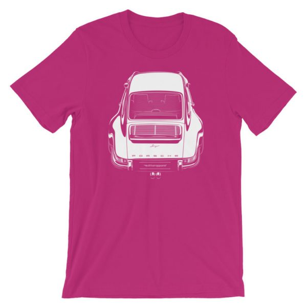 porsche, 911, shirt, singer, classic